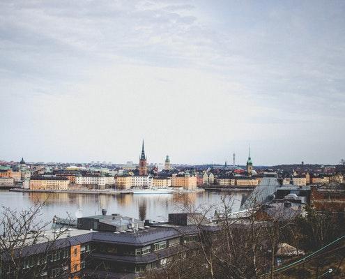 UbiGo, Stockholm