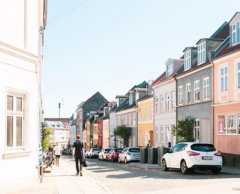 Stadt Aarhus, Dänemark