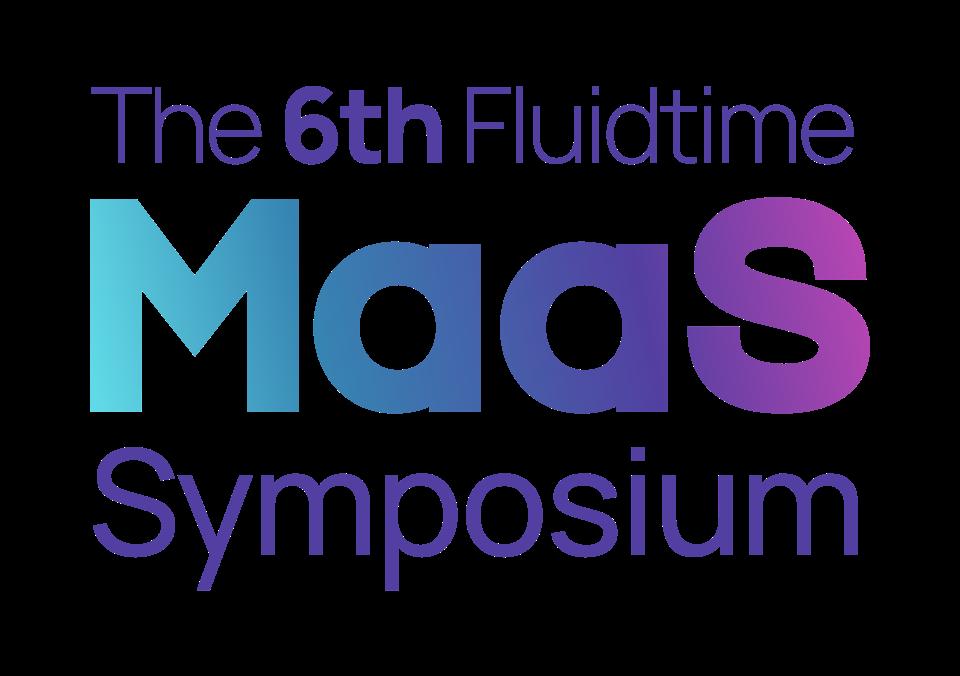 Fluidtime MaaS Symposium 2021 logo